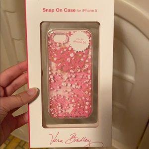 Very Bradley IPhone 5/Se case